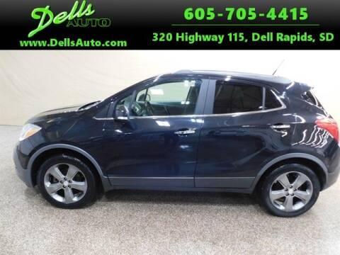 2014 Buick Encore for sale at Dells Auto in Dell Rapids SD