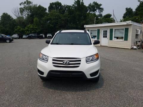 2012 Hyundai Santa Fe for sale at AutoConnect Motors in Kenvil NJ