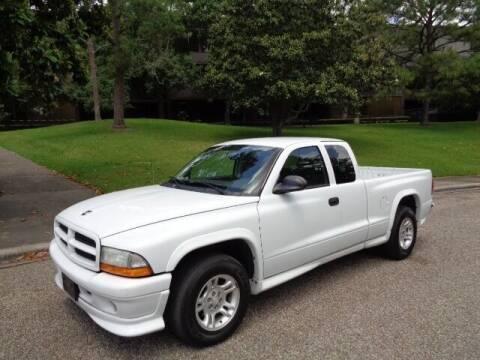 2003 Dodge Dakota for sale at Houston Auto Preowned in Houston TX