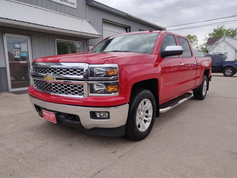 2014 Chevrolet Silverado 1500 for sale at Habhab's Auto Sports & Imports in Cedar Rapids IA