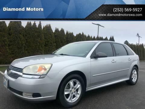 2004 Chevrolet Malibu Maxx for sale at Diamond Motors in Lakewood WA