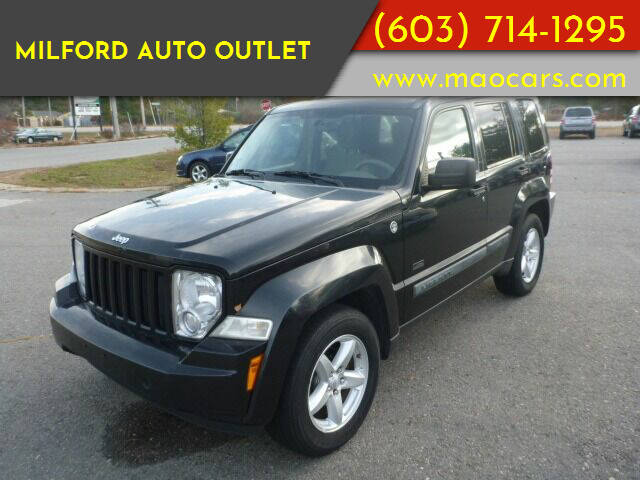 2009 Jeep Liberty for sale at Milford Auto Outlet in Milford NH