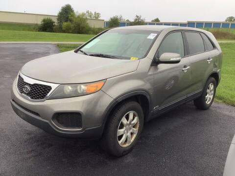 2011 Kia Sorento for sale at Auto Martt, LLC in Harrodsburg KY