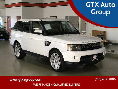 2013 Land Rover Range Rover Sport for sale at GTX Auto Group in West Chester OH
