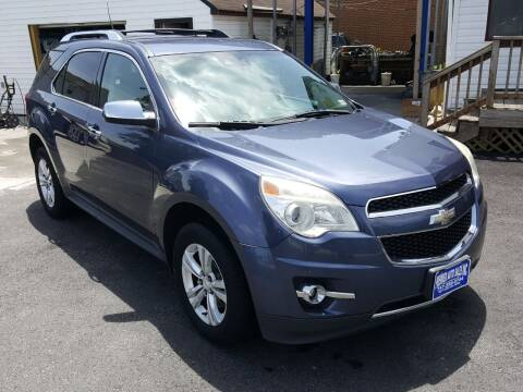 2013 Chevrolet Equinox for sale at Premier Auto Sales Inc. in Newport News VA