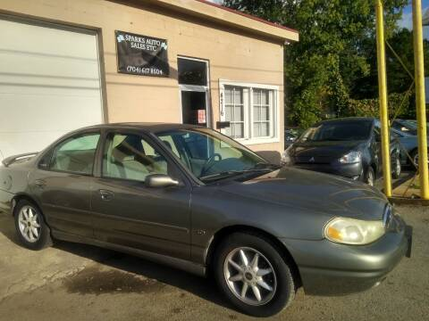 1998 Ford Contour for sale at Sparks Auto Sales Etc in Alexis NC