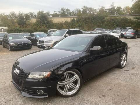 2011 Audi S4 for sale at Car Online in Roswell GA