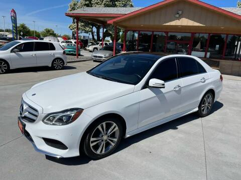 2014 Mercedes-Benz E-Class for sale at ALIC MOTORS in Boise ID