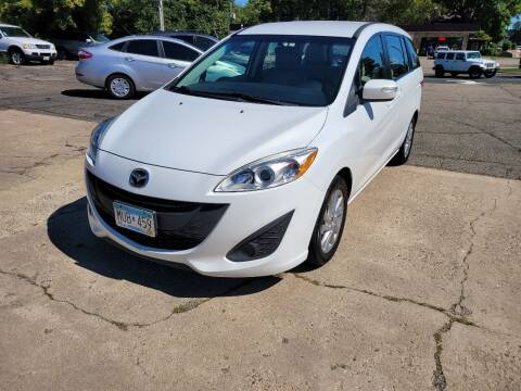2013 Mazda MAZDA5 for sale at Prime Time Auto LLC in Shakopee MN