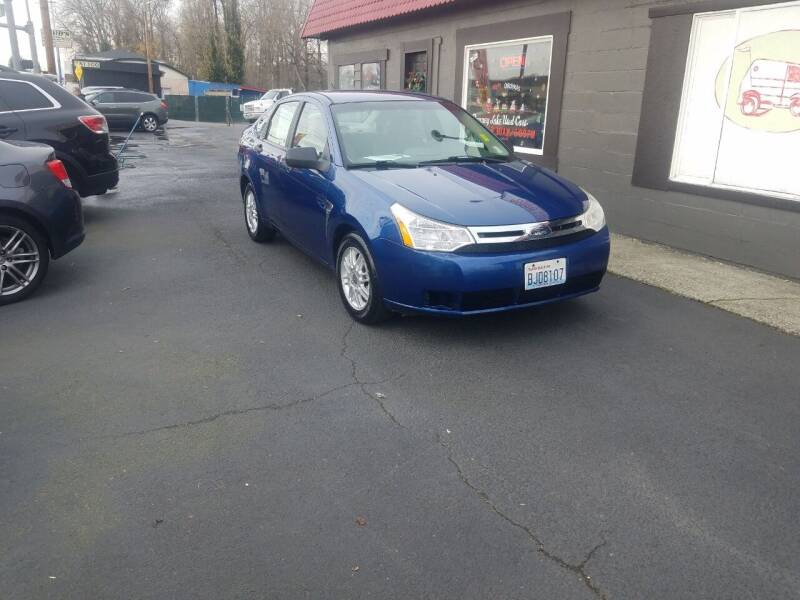 2008 Ford Focus for sale at Bonney Lake Used Cars in Puyallup WA