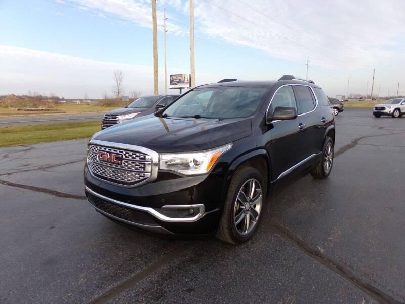 2017 GMC Acadia for sale at Westpark Auto in Lagrange IN