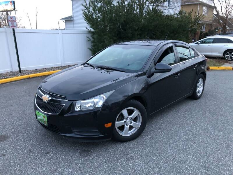 2011 Chevrolet Cruze for sale at Giordano Auto Sales in Hasbrouck Heights NJ