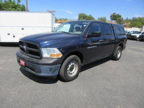 2012 RAM Ram Pickup 1500 for sale at Norco Truck Center in Norco CA