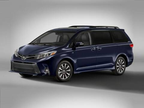 2018 Toyota Sienna for sale at Hi-Lo Auto Sales in Frederick MD