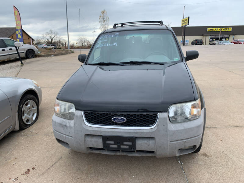 2002 Ford Escape XLT Choice 2WD 4dr SUV - Camdenton MO