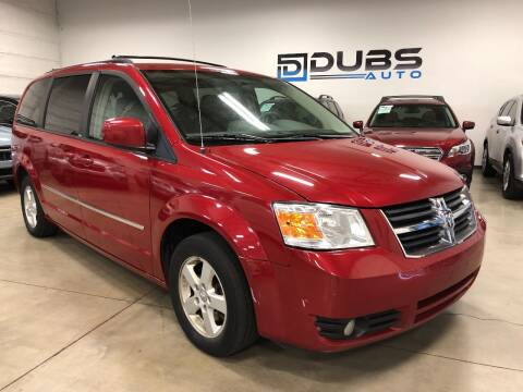 2010 Dodge Grand Caravan for sale at DUBS AUTO LLC in Clearfield UT