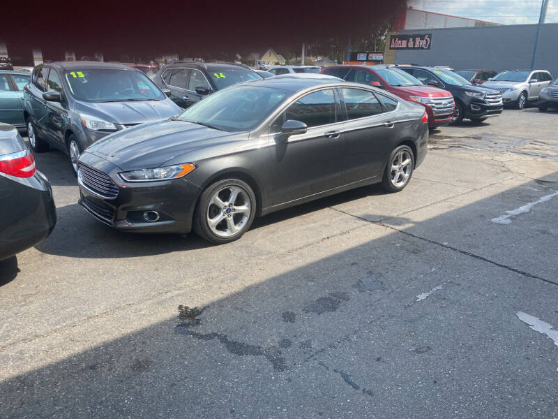 2016 Ford Fusion for sale at Lee's Auto Sales in Garden City MI