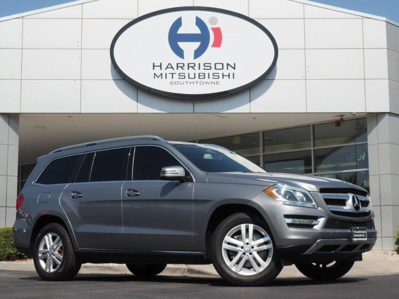 2016 Mercedes-Benz GL-Class for sale at Harrison Imports in Sandy UT
