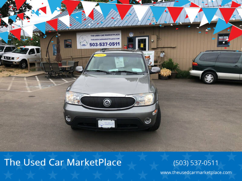 2005 Buick Rainier for sale at The Used Car MarketPlace in Newberg OR