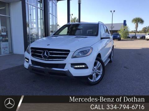 2014 Mercedes-Benz M-Class for sale at Mike Schmitz Automotive Group in Dothan AL