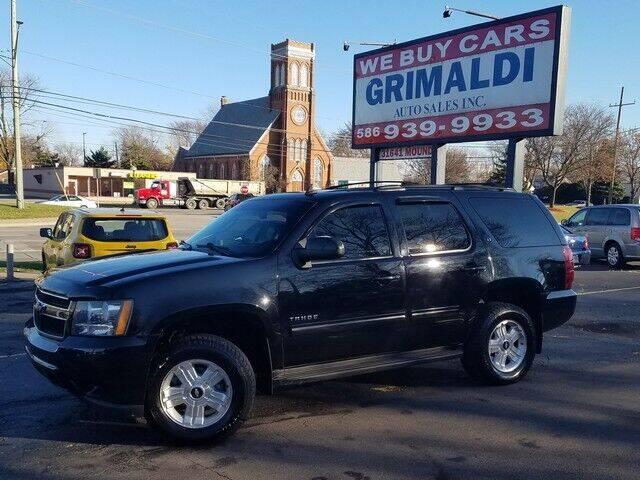 2014 Chevrolet Tahoe for sale at Grimaldi Auto Sales Inc in Warren MI