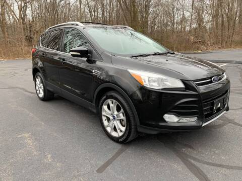 2015 Ford Escape for sale at Volpe Preowned in North Branford CT