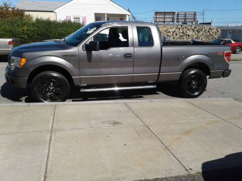 2013 Ford F-150 for sale at Nelsons Auto Specialists in New Bedford MA