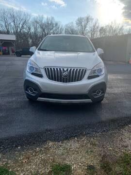 2014 Buick Encore for sale at RHK Motors LLC in West Union OH