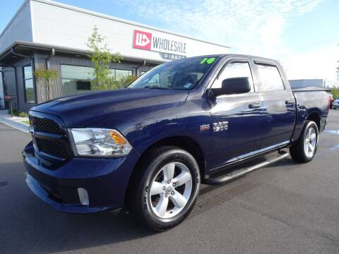 2014 RAM Ram Pickup 1500 for sale at Wholesale Direct in Wilmington NC