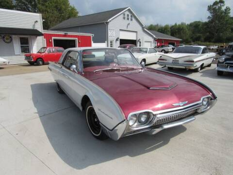 1962 Ford Thunderbird for sale at Whitmore Motors in Ashland OH