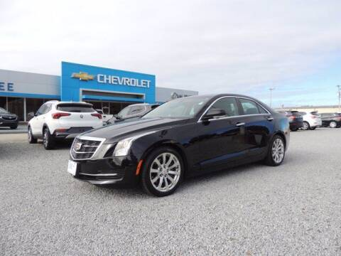 2017 Cadillac ATS for sale at LEE CHEVROLET PONTIAC BUICK in Washington NC