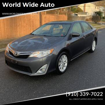 2014 Toyota Camry for sale at World Wide Auto in Fayetteville NC