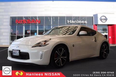 2020 Nissan 370Z for sale at Hanlees Davis Nissan Chevrolet in Davis CA