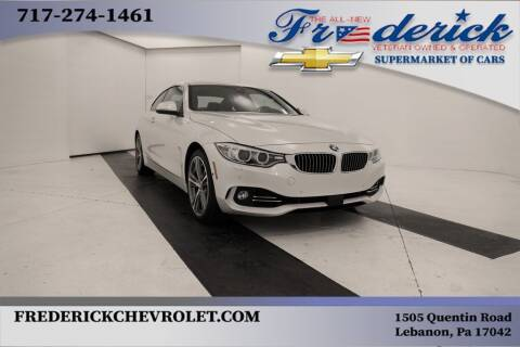 2016 BMW 4 Series for sale at Lancaster Pre-Owned in Lancaster PA