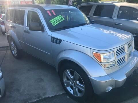 2011 Dodge Nitro for sale at Coliseum Auto Sales & SVC in Charlotte NC