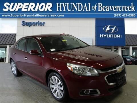 2016 Chevrolet Malibu Limited for sale at Superior Hyundai of Beaver Creek in Beavercreek OH