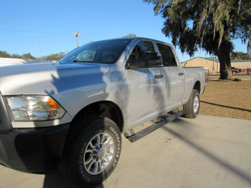 2018 RAM Ram Pickup 3500 for sale at D & R Auto Brokers in Ridgeland SC