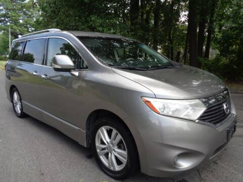 2011 Nissan Quest for sale at Liberty Motors in Chesapeake VA