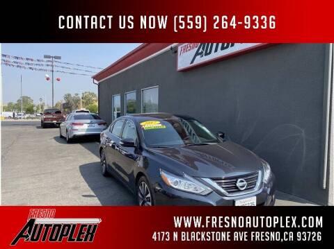 2017 Nissan Altima for sale at Carros Usados Fresno in Clovis CA