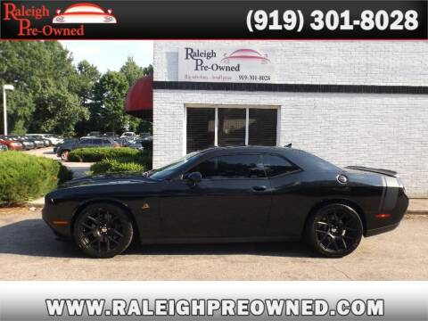 2015 Dodge Challenger for sale at Raleigh Pre-Owned in Raleigh NC
