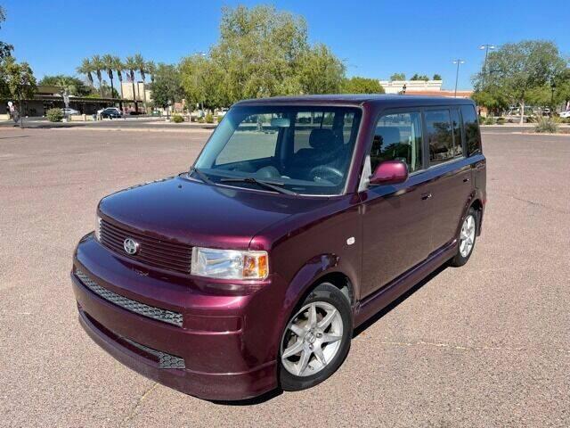 2006 Scion xB for sale at DR Auto Sales in Glendale AZ