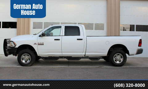 2013 RAM Ram Pickup 2500 for sale at German Auto House in Fitchburg WI