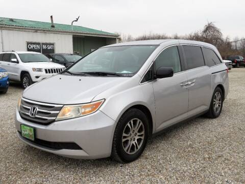 2012 Honda Odyssey for sale at Low Cost Cars in Circleville OH