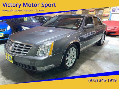2006 Cadillac DTS for sale at Victory Motor Sport in Paterson NJ