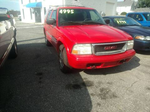 1999 GMC Jimmy for sale at IMPORT MOTORSPORTS in Hickory NC