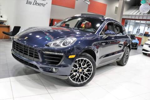 2017 Porsche Macan for sale at Quality Auto Center of Springfield in Springfield NJ