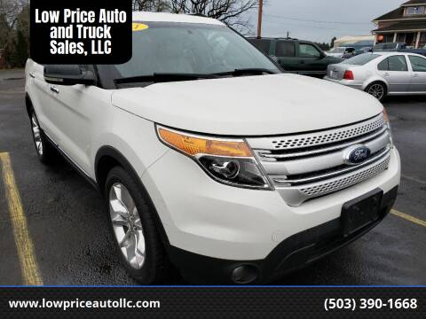 2011 Ford Explorer for sale at Low Price Auto and Truck Sales, LLC in Salem OR