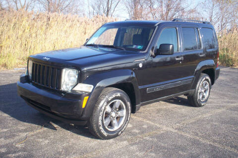 2008 Jeep Liberty for sale at Action Auto Wholesale in Painesville OH
