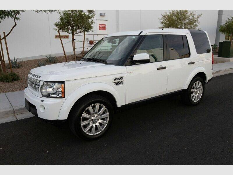 2013 Land Rover LR4 for sale at REVEURO in Las Vegas NV