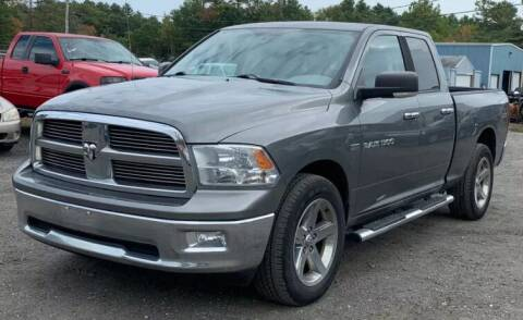 2011 RAM Ram Pickup 1500 for sale at Reliable Auto Sales in Roselle NJ